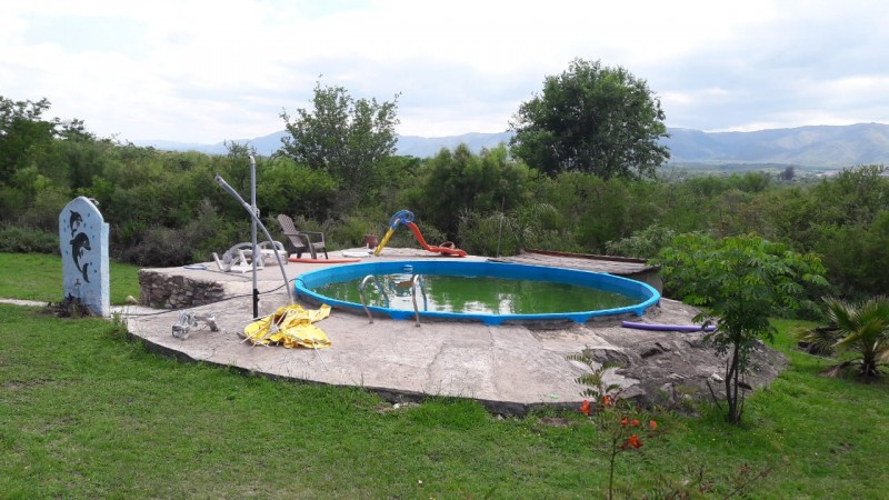 Cosquin-Molinari Hermosa casa serrana con pileta! Oportunidad!